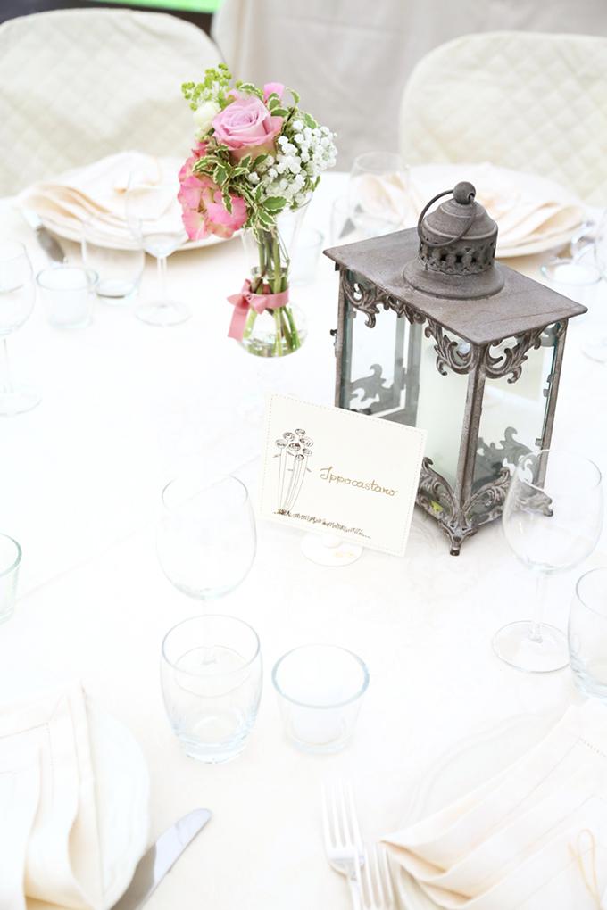 vintage pink centerpieces | Avoriophoto | Glamour & Grace
