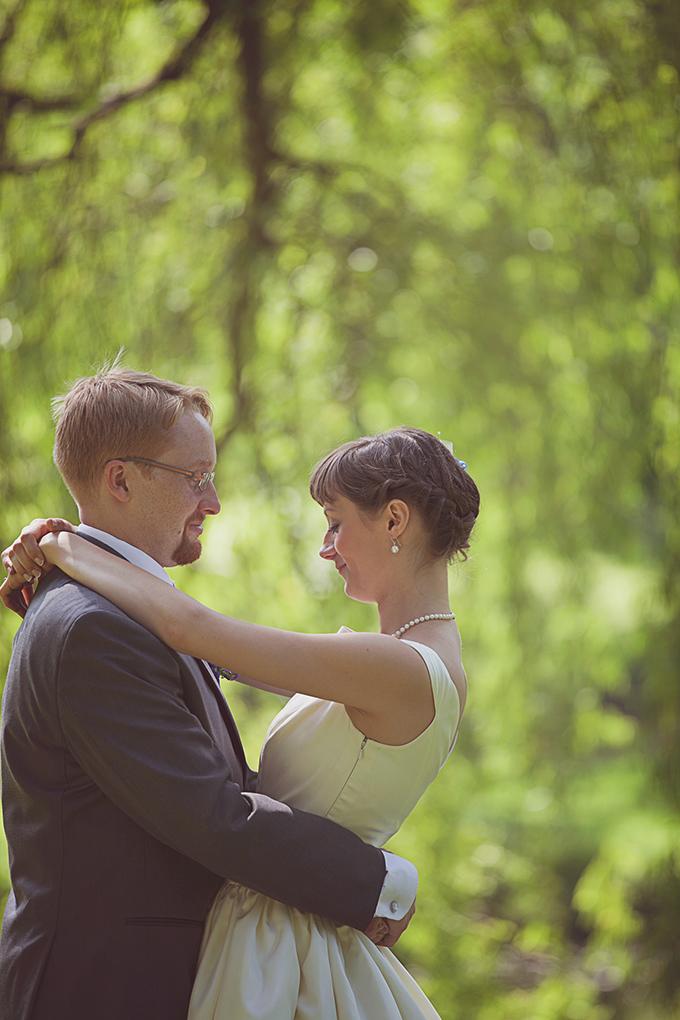 summer blue DIY wedding | Brigham & Co. | Glamour & Grace