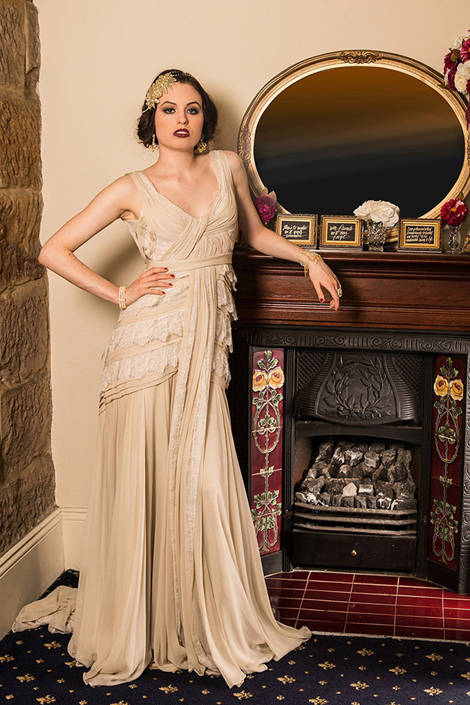 Rhonda Hemmingway Couture gown | Catch Studio | Glamour & Grace