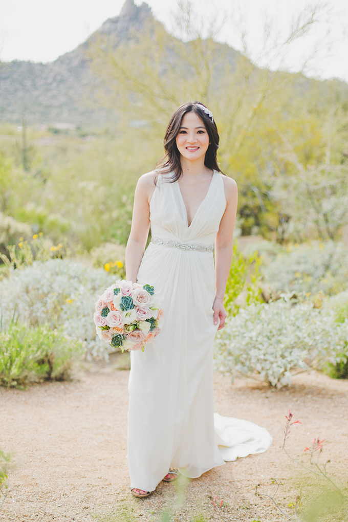 gorgeous Jenny Packham gown | Elyse Hall Photography | Glamour & Grace