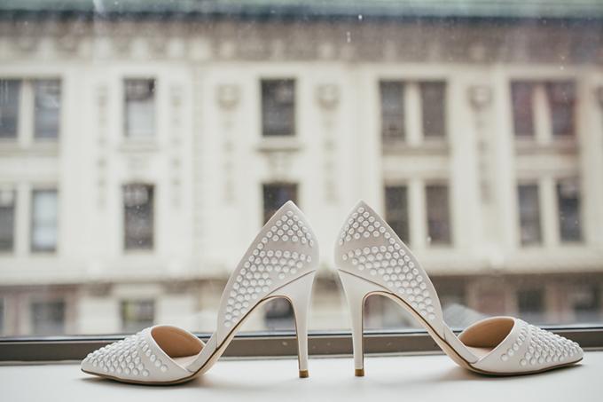 glam NYC wedding   Cyrience Creative Studios   Glamour & Grace