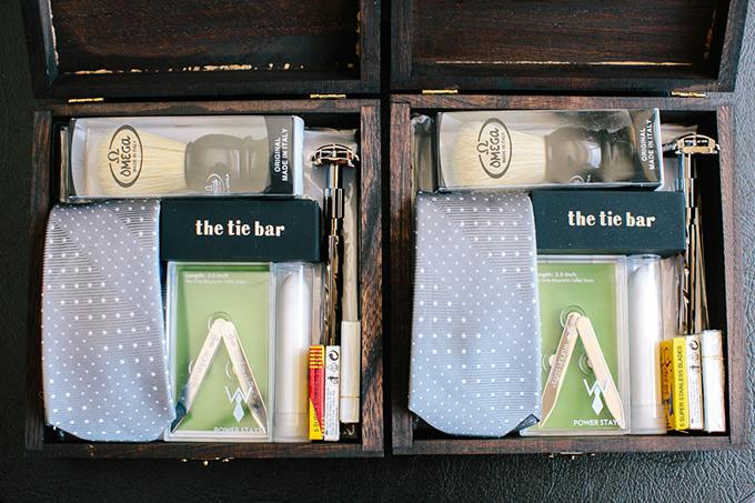 groomsmen gifts | Tamara Lockwood Photography | Glamour & Grace