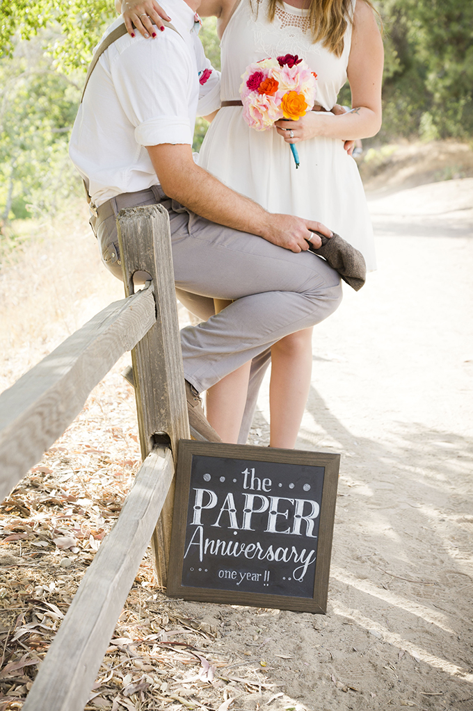 paper anniversary | Peterson Design & Photography | Glamour & Grace