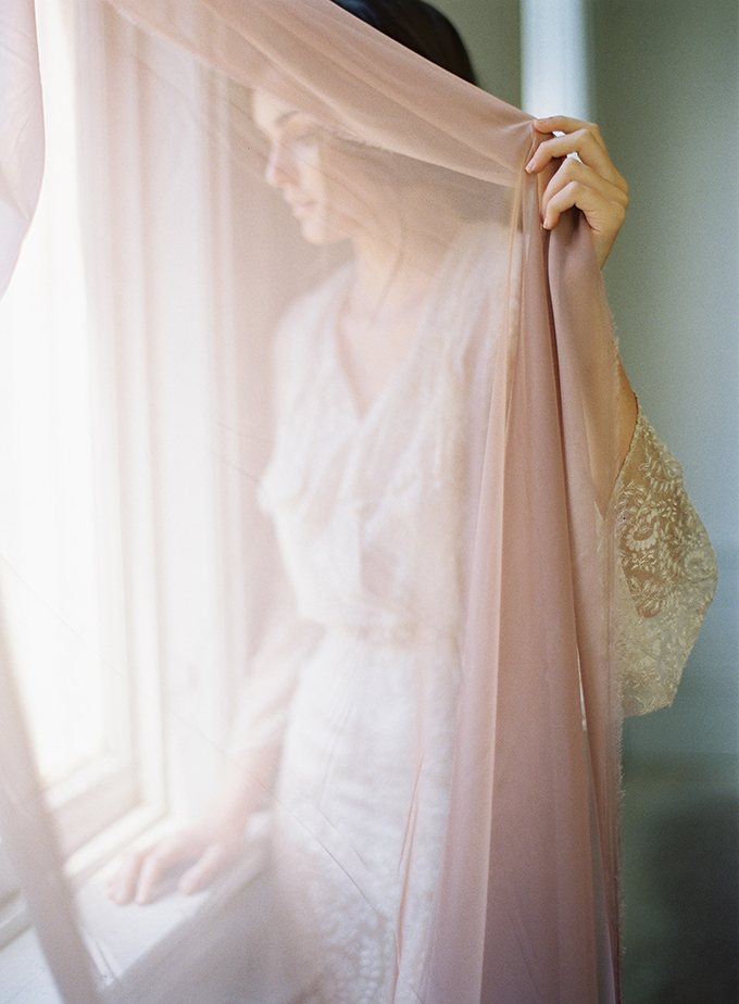 romantic film boudoir session   Michael and Carina Photography   Glamour & Grace