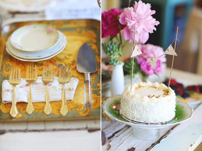 vintage succulent wedding inspiration | Melissa Enid Photography | Glamour & Grace