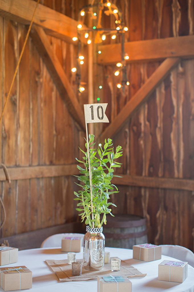 rustic centerpiece   Two Maries   Glamour & Grace