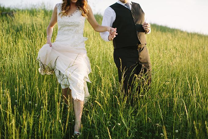 romantic farm wedding   Brooke Courtney Photography   Glamour & Grace