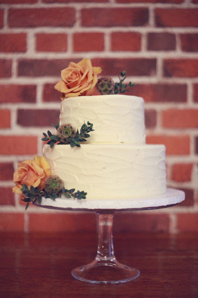 buttercream cake | Lukas & Suzy VanDyke | Glamour & Grace