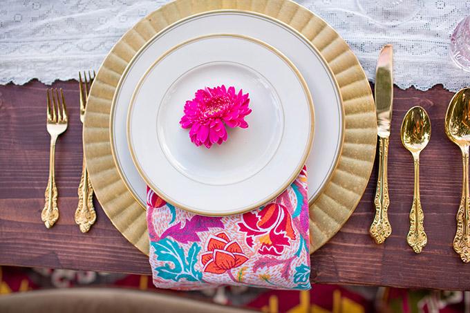 whimsical boho wedding inspiration | Jessica Bordner Photography | Glamour & Grace