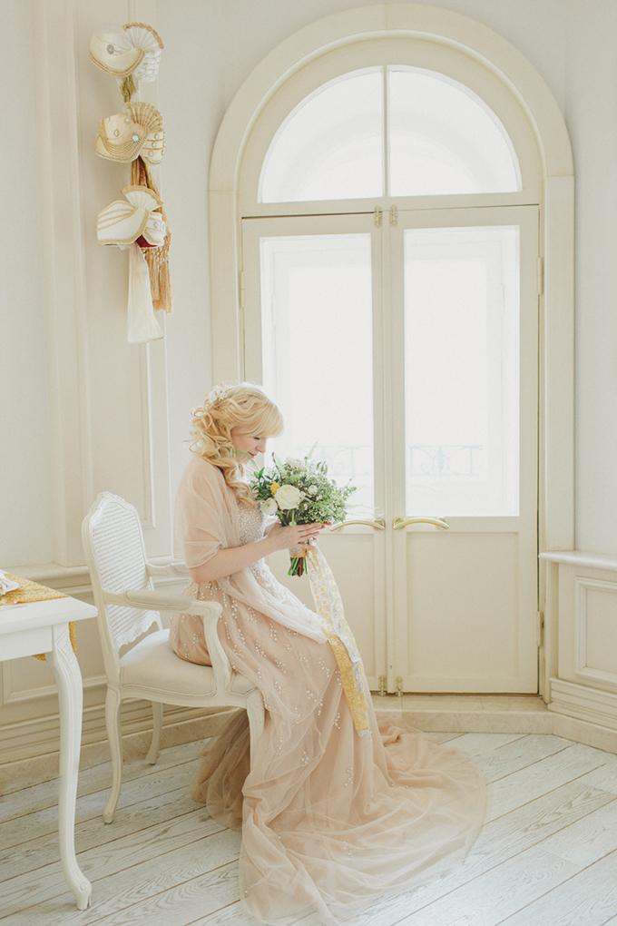 geometric spring vow renewal | Warmphoto | Glamour & Grace