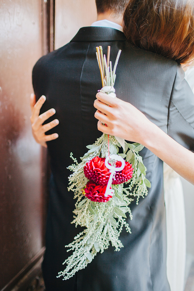 romantic urban wedding inspiration | Les Amis Photo | Glamour & Grace