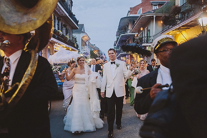 Second Line | Maile Lani Photography | Glamour & Grace