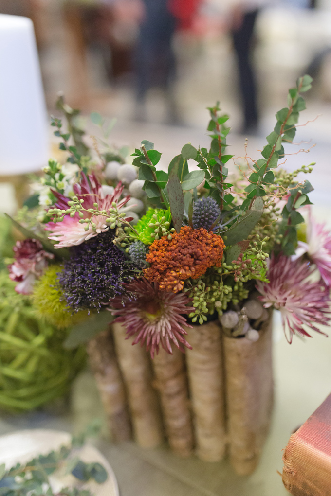 woodlands romance wedding inspiration | Cannon Candids Photography