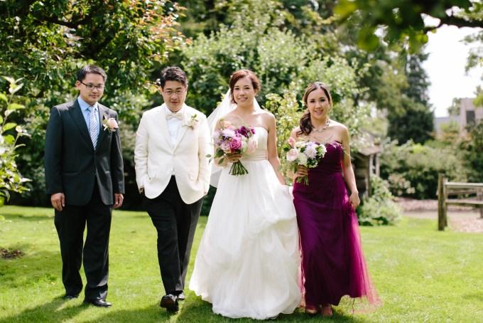elegant garden wedding | Jamie Delaine Photography | Glamour & Grace