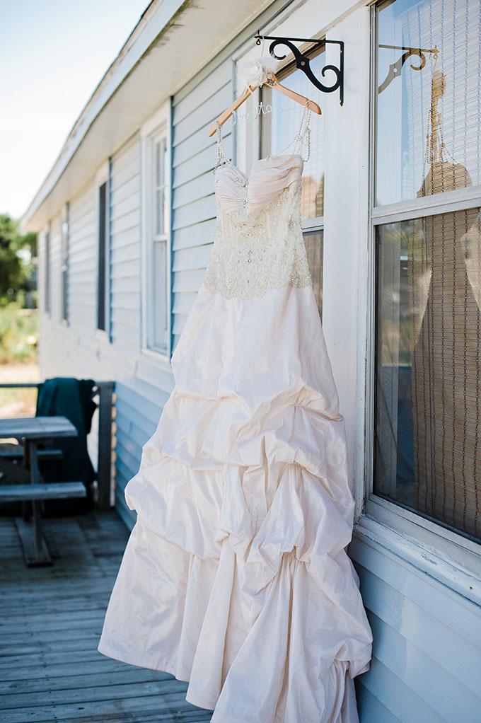 art deco beach wedding | Robyn Blasi Photography | Glamour & Grace