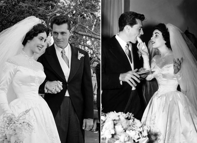 Elizabeth Taylor wedding