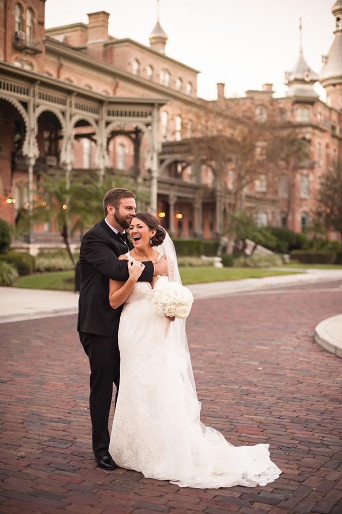 classic Florida wedding | Stephanie A Smith Photography | Glamour & Grace