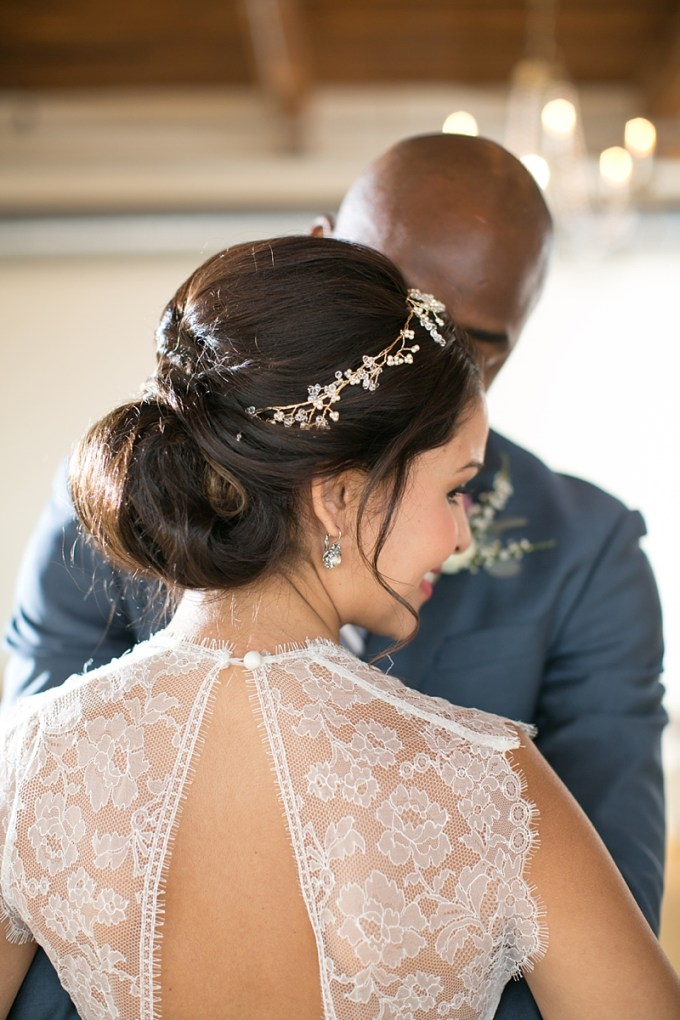 romantic updo | Christy Tyler Photography | Glamour & Grace