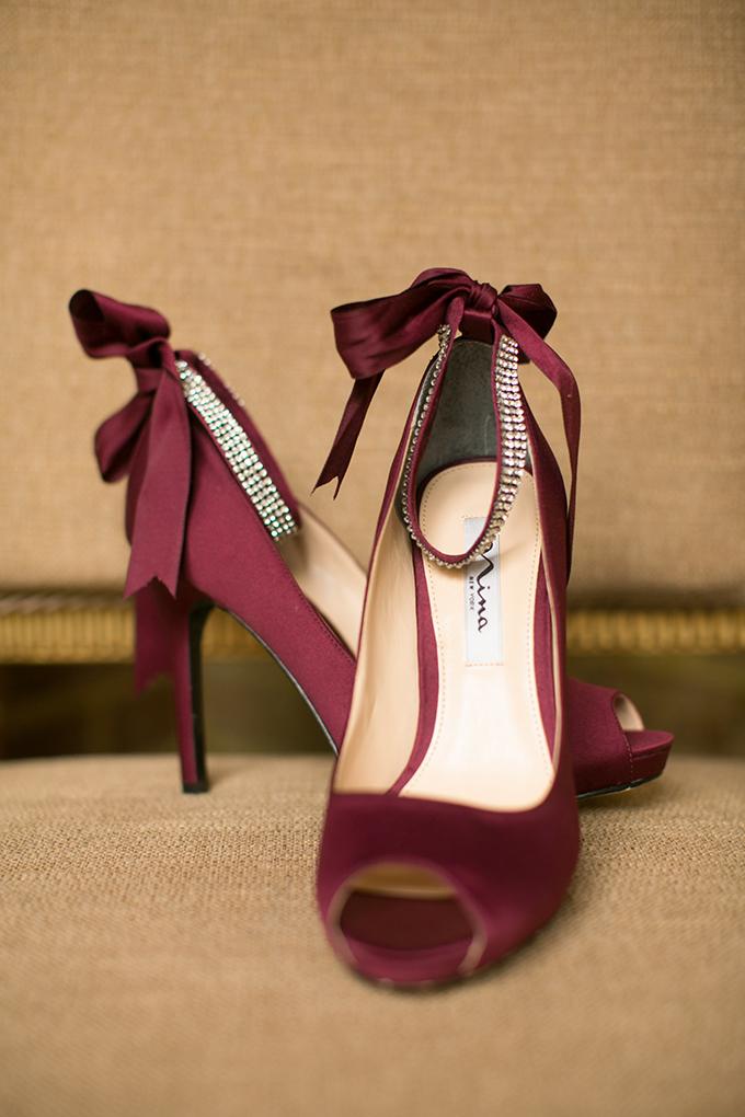 marsala heels | Arte De Vie | Glamour & Grace