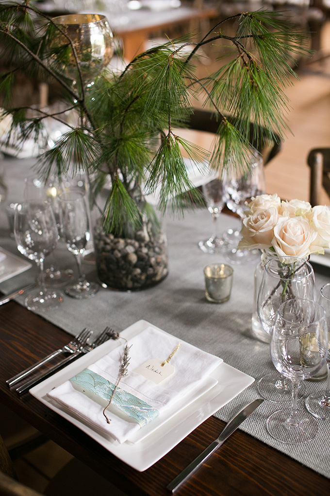 intimate barn wedding | Kaysha Weiner Photographer | Glamour & Grace
