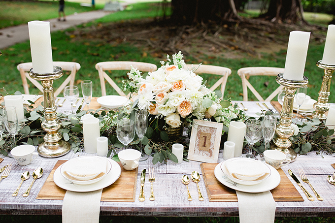 romantic summer wedding inspiration | Vanessa Velez Photography | Glamour & Grace