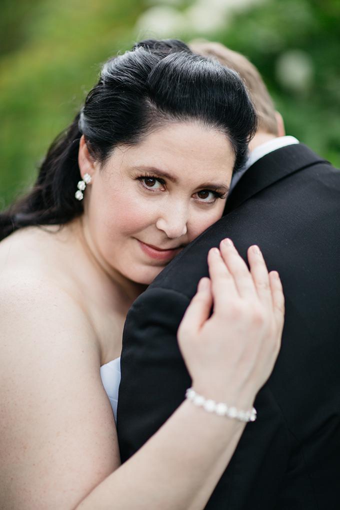 blush Asheville wedding | melissa maureen photography | Glamour & Grace