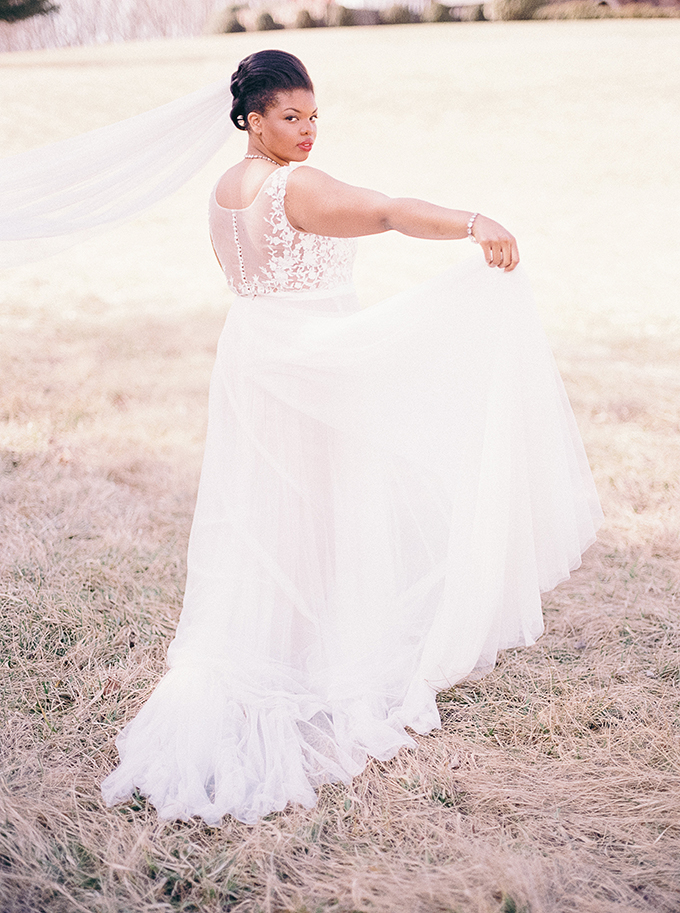 gorgeous Watters gown | Nikki Santerre Photography | Glamour & Grace