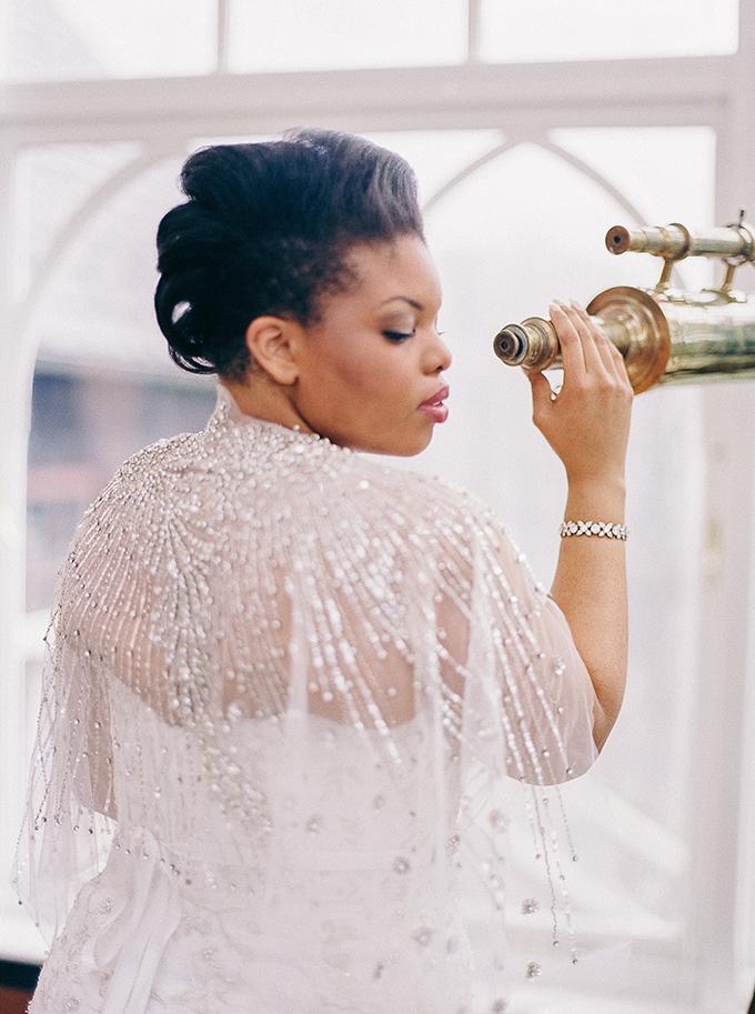 stunning wrap by Carol Hannah | Nikki Santerre Photography | Glamour & Grace