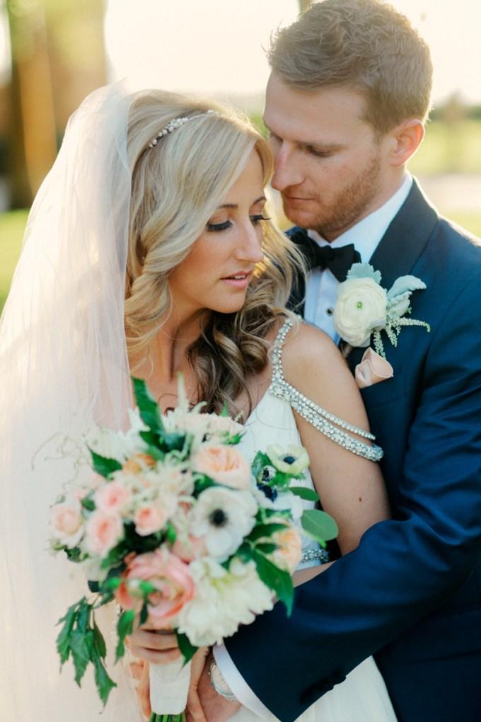 romantic glam Florida wedding | Binaryflips Photography | Glamour & Grace