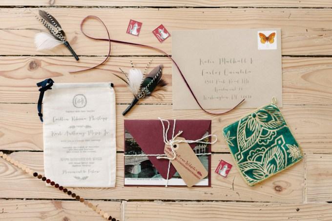 invitation | Sera Petra Photography | Glamour & Grace