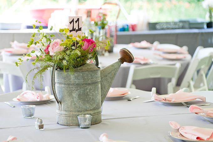 pink garden wedding | Tamara Jaros Photography | Glamour & Grace