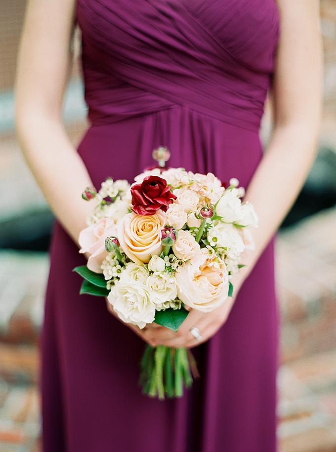 marsala bridesmaids | Best Photography | Glamour & Grace