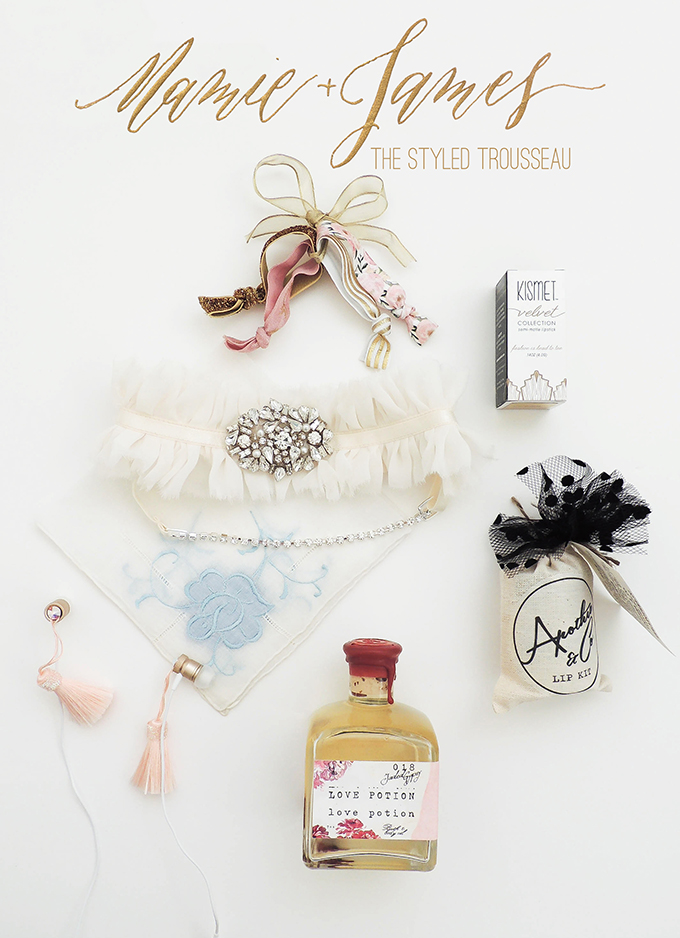 WIN THIS: Mamie + James- The Styled Trousseau