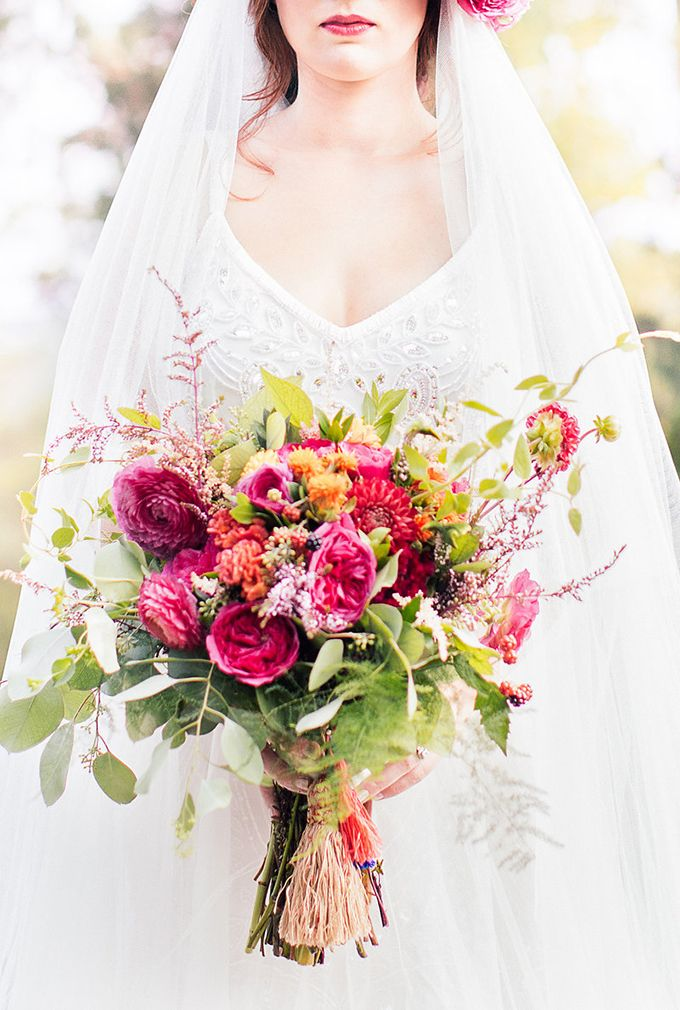 best bouquets of 2015 | Reverie Supply & Co. | Glamour & Grace