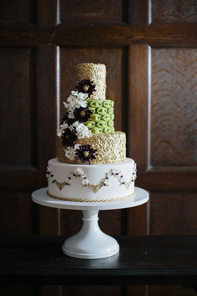 best cakes of 2015 | Kate Preftakes Photography | Glamour & Grace