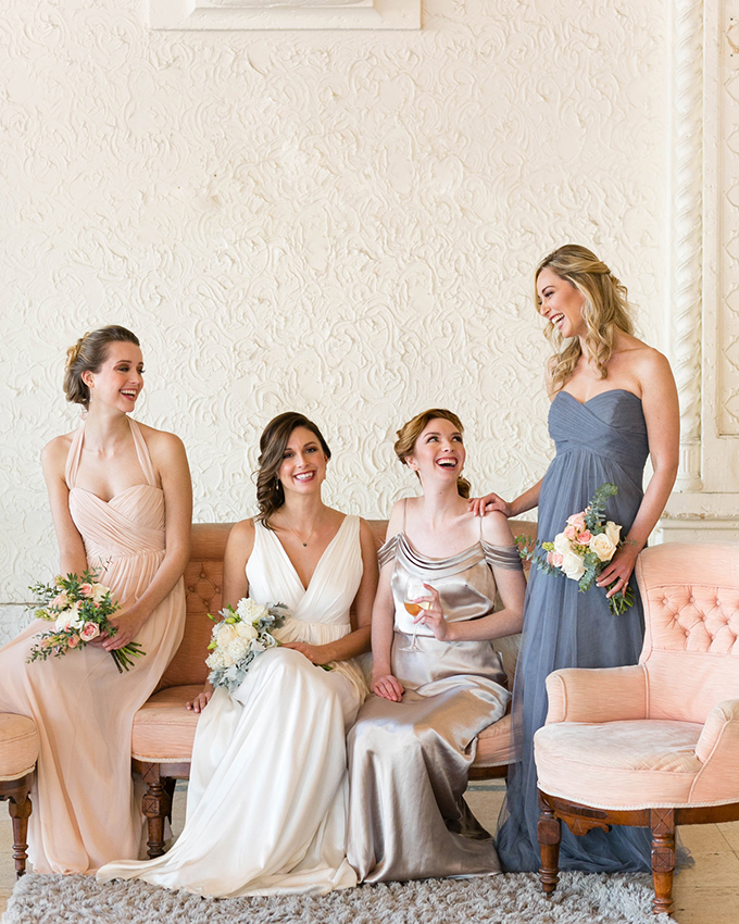 Brideside bridesmaid dresses | Emilia Jane Photography | Glamour & Grace