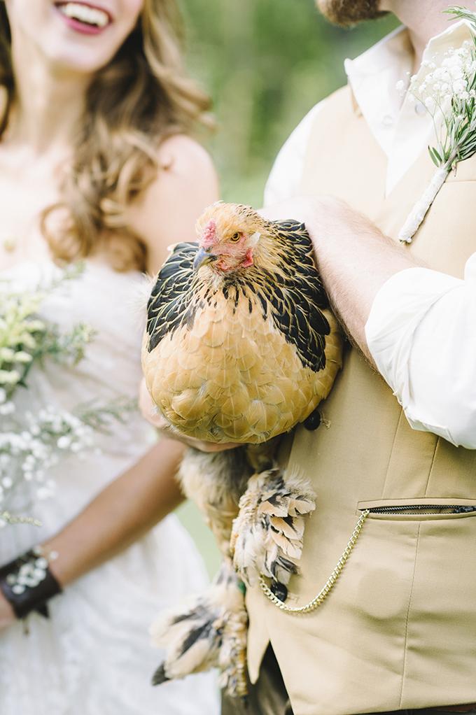 DIY woodland wedding | Alicia King Photography | Glamour & Grace