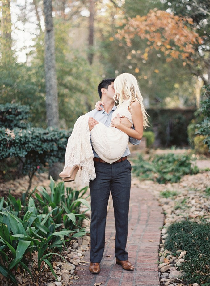 romantic Louisiana engagement | Catherine Guidry | Glamour & Grace