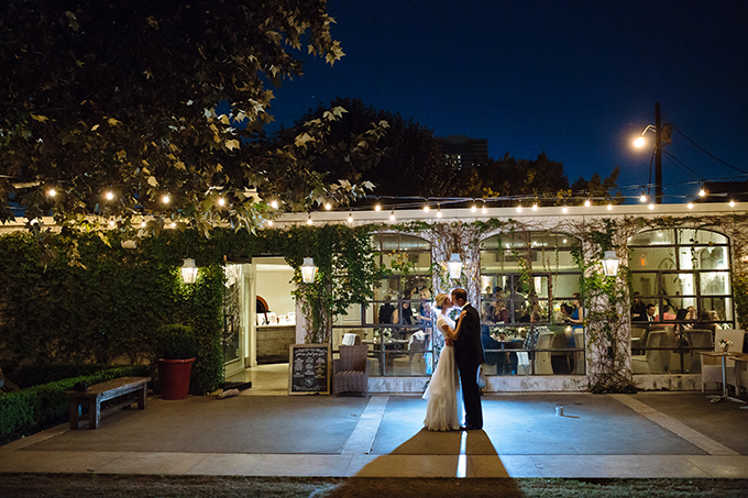 intimate garden vow renewal | Smith House Photography | Glamour & Grace