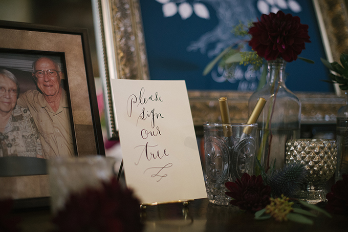 romantic fall wedding | Lauren Carroll Photography | Glamour & Grace