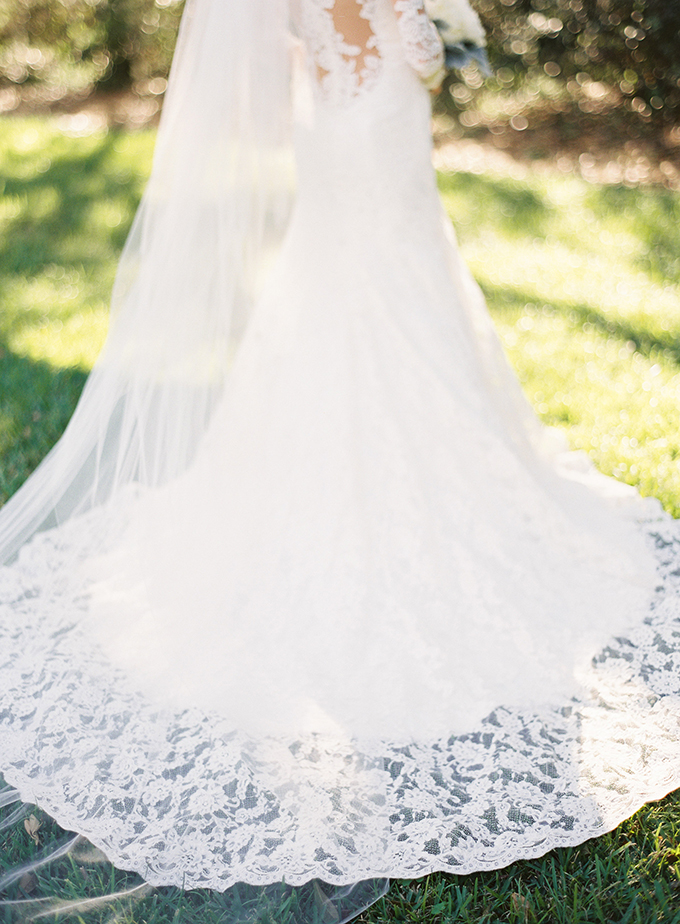 elegant Florida wedding | Justin DeMutiis Photography | Glamour & Grace