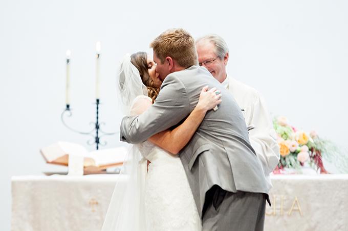 colorful California wedding | Christina Marie Photography | Glamour & Grace