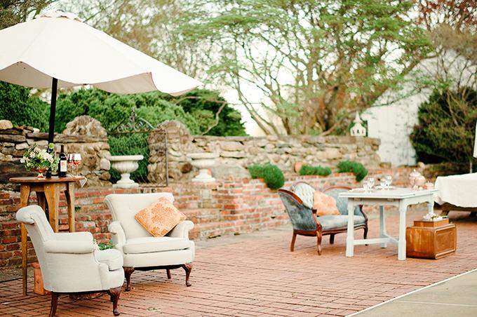 copper garden vow renewal | April Bennett Photography | Glamour & Grace