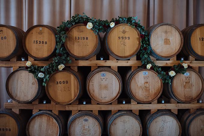 blush and wine wedding | Shane Macomber | Glamour & Grace-11