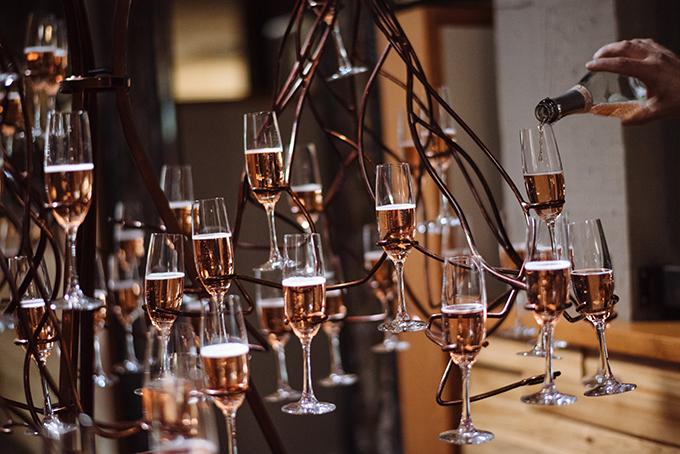 blush and wine wedding | Shane Macomber | Glamour & Grace-26