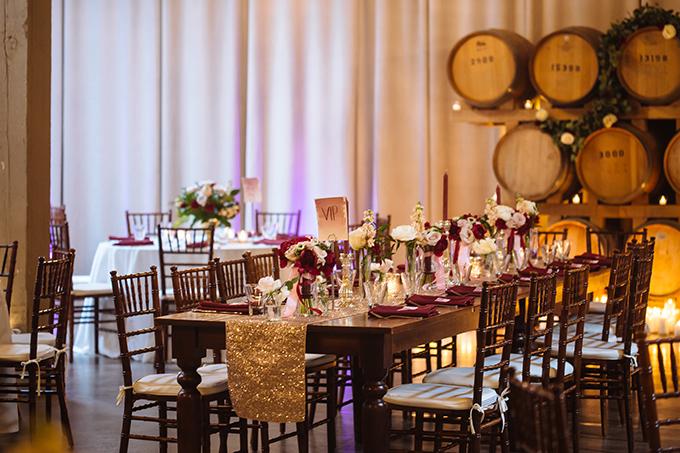blush and wine wedding | Shane Macomber | Glamour & Grace-29