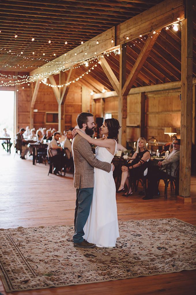 vintage Christmas tree farm wedding   Alyssa Shrock Photography   Glamour & Grace