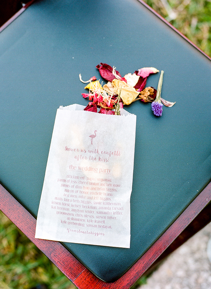 colorful old Florida wedding | Esther Louise Photography | Glamour & Grace