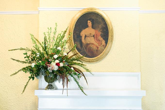 elegant 1920's wedding inspiration   C. Hope Photography   Glamour & Grace