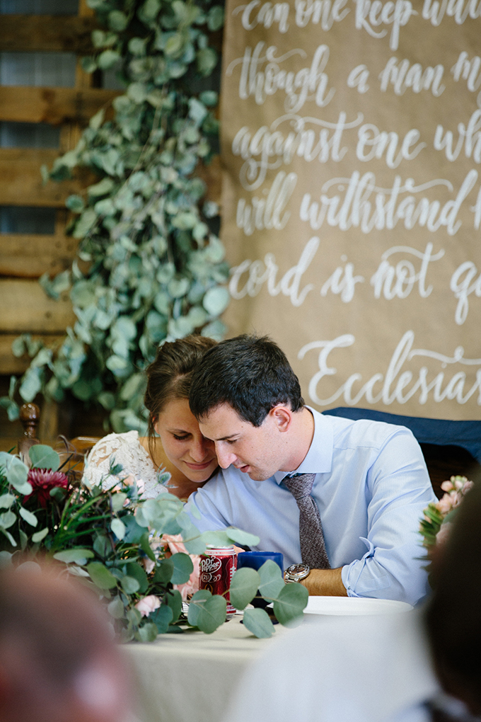 romantic farm wedding | Danielle Stewart Photography | Glamour & Grace